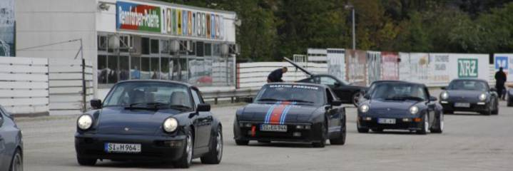 "15. Int. ""Club Day"" Porsche Treffen Dinslaken"